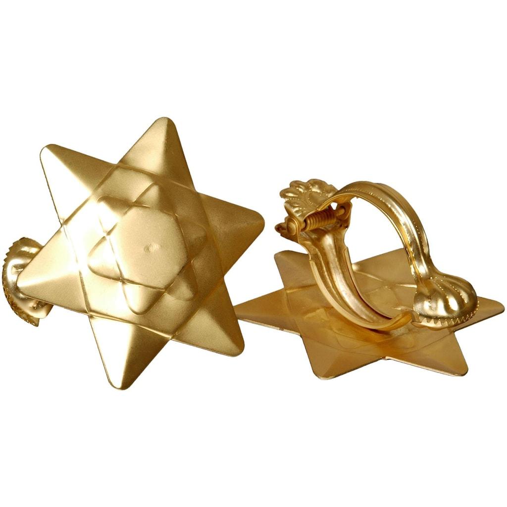 Liedeco Dekoklammer »Orbit«, für Gardinen, Vorhänge