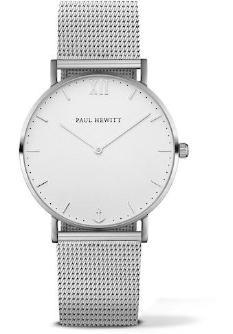 PAUL HEWITT Quarzuhr »PH - SA - S - SM - W - 4S« kaufen