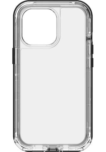 LIFEPROOF Smartphone-Hülle »LifeProof Next iPhone 13 Pro Precedented Green, clear/green« kaufen