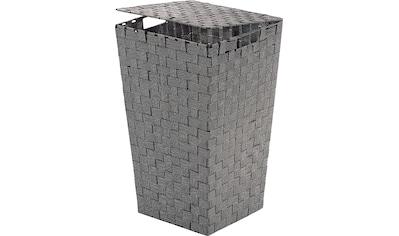 Home affaire Wäschekorb, mit Klappdeckel, Höhe ca. 54 cm kaufen