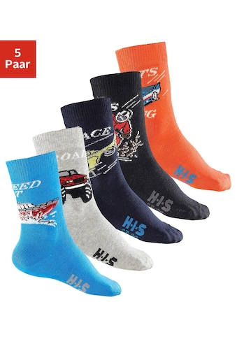 H.I.S Socken (5 Paar) kaufen