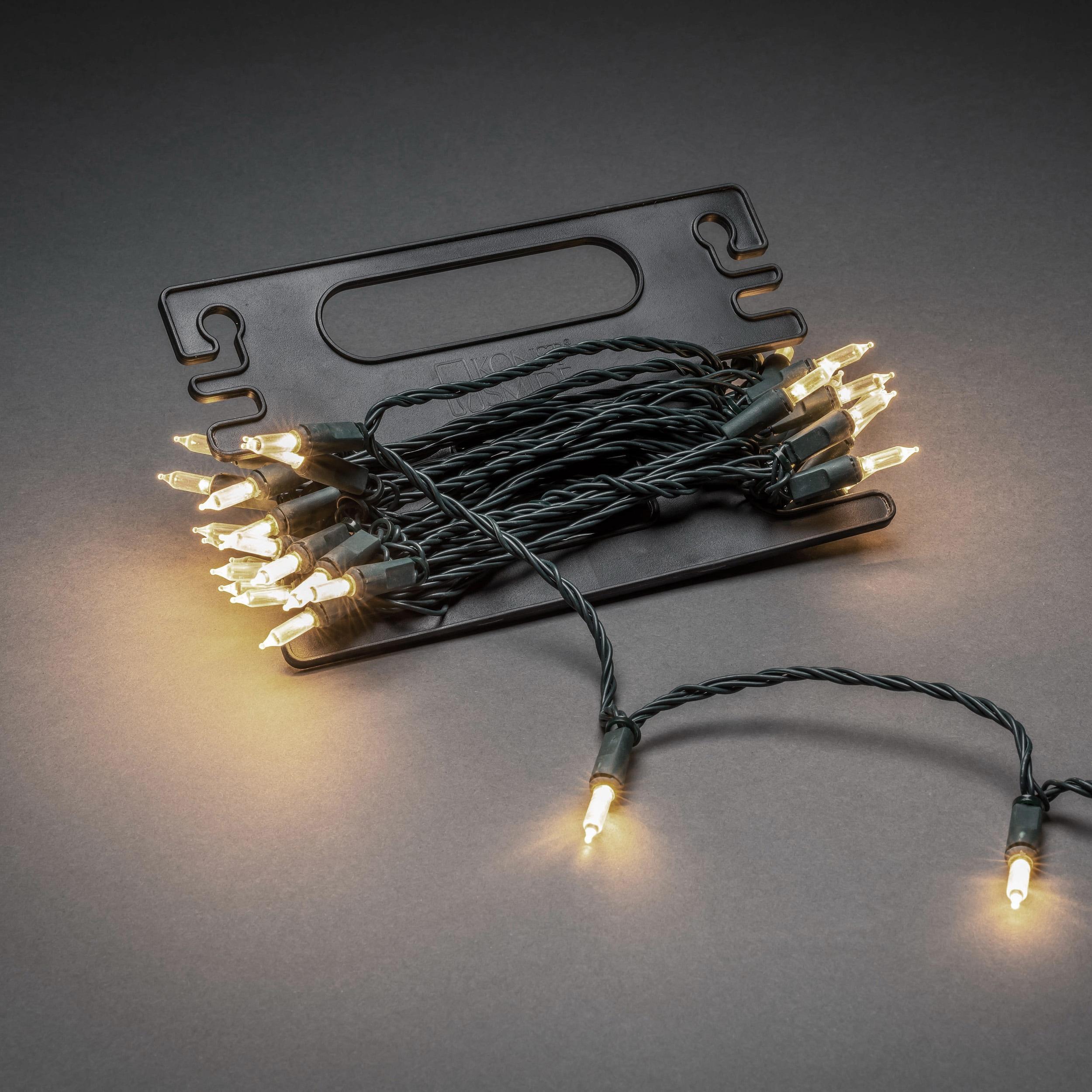 KONSTSMIDE LED Dekolicht, Warmweiß, Minilichterkette, mit Aufroller günstig online kaufen