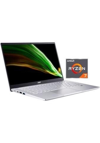 Acer Notebook »Swift 3 SF314-43-R8HR«, (35,56 cm/14 Zoll AMD Ryzen 7 Radeon... kaufen