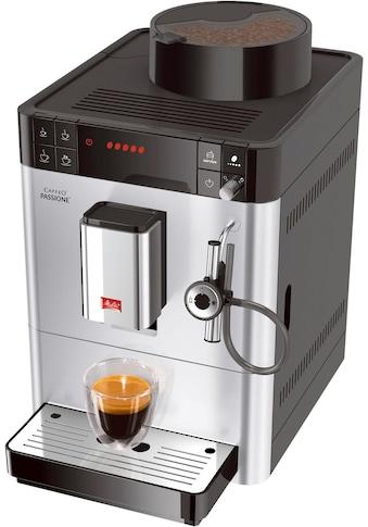 Melitta Kaffeevollautomat »Passione F53/0-101«, silber kaufen