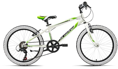KS Cycling Jugendfahrrad »Scrawler«, 6 Gang, Shimano, Tourney Schaltwerk, Kettenschaltung kaufen