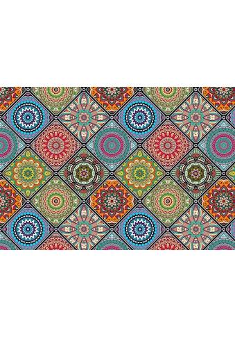 Wall-Art Möbelfolie »Orientalische Kacheln 03«, 100/100 cm kaufen