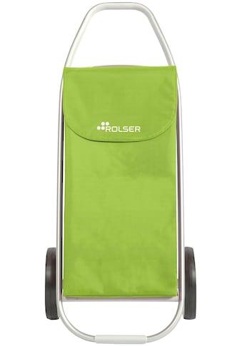 Rolser Einkaufstrolley »8 Com MF«, in verschiedenen Farben, Max. Tragkraft: 50 kg,... kaufen