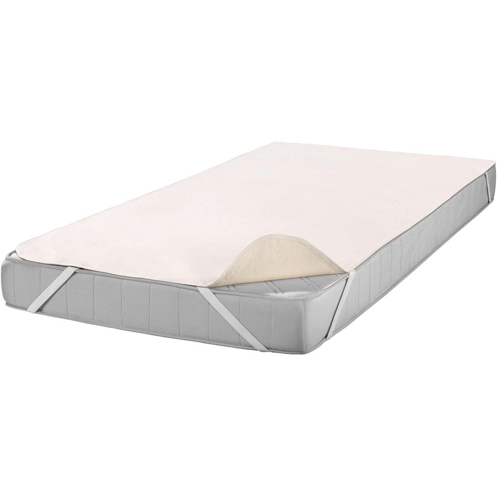 SETEX Matratzenauflage »Molton Spann«, auch im 2-tlg. oder 4-tlg. Set