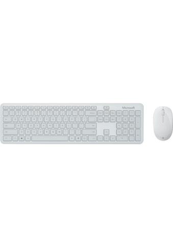 Microsoft Wireless-Tastatur »Bluetooth Desktop«, (Fn-Tasten-Multimedia-Tasten) kaufen