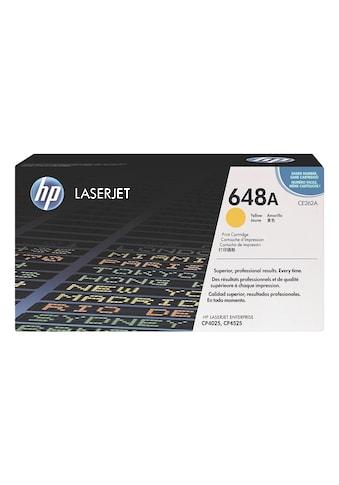 HP Druckpatrone 648A »HP CE262A« kaufen