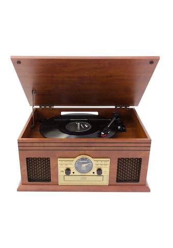 Karcher Plattenspieler »NO-036«, mit Plattenspieler kaufen