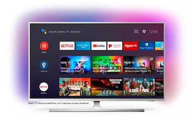 """Philips LED-Fernseher »65PUS8545/12«, 164 cm/65 """", 4K Ultra HD, Android TV kaufen"""
