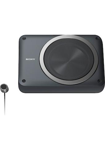 Sony »XS - AW8« Auto - Subwoofer (75 Watt) kaufen