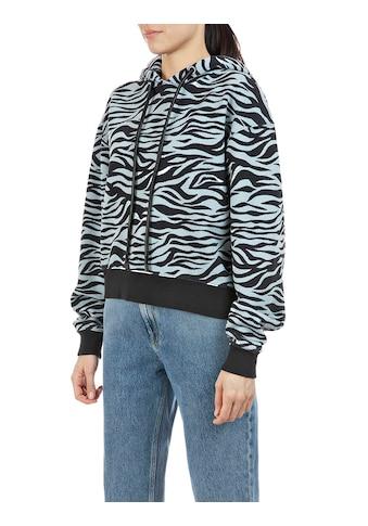 Replay Sweatshirt, cooler Hoodie mit Animal-Print kaufen