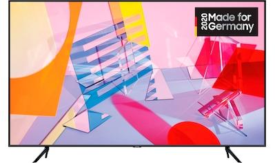 Samsung GQ50Q60T QLED - Fernseher (125 cm / (50 Zoll), 4K Ultra HD, Smart - TV kaufen