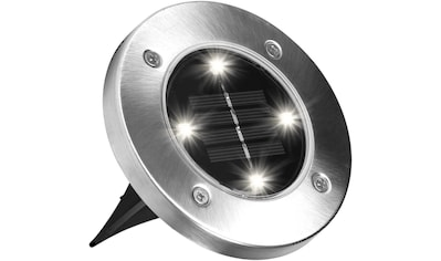 MediaShop LED Gartenleuchte »DISK LIGHTS«, LED-Board, Set mit 8 Stück kaufen