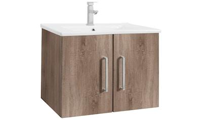 OPTIFIT Waschtisch »Napoli«, mit Soft-Close-Funktion, Breite 65 cm kaufen