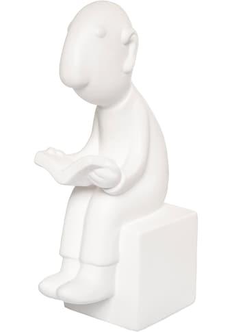 VALENTINO Wohnideen Dekofigur »Reading Man Roberto« kaufen