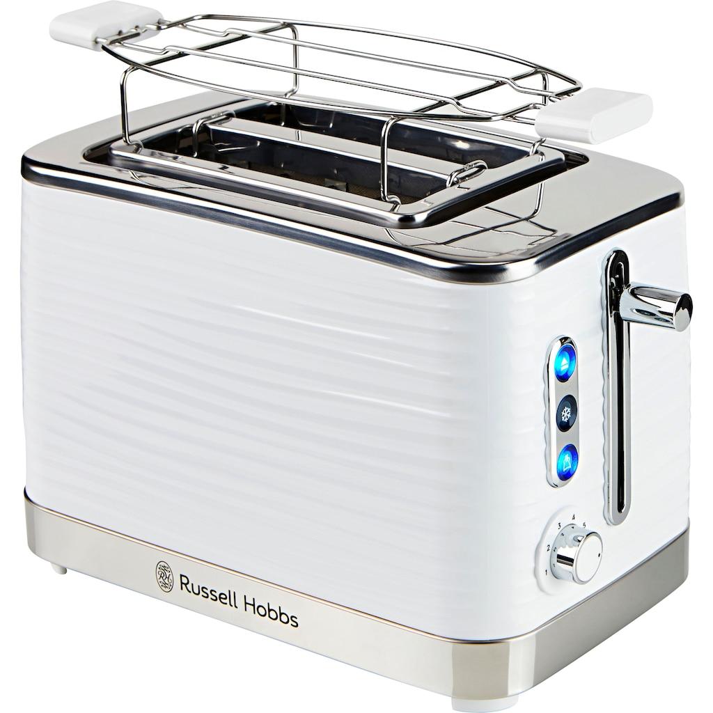 RUSSELL HOBBS Toaster »Inspire 24370-56«, 1050 Watt