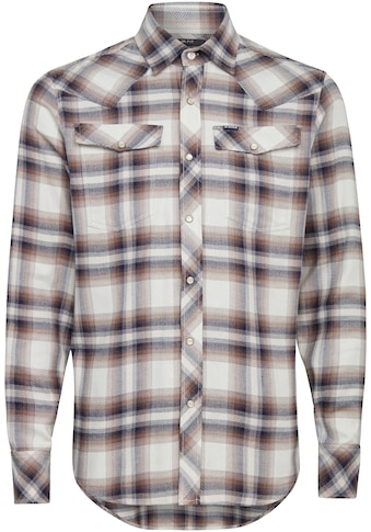 G-Star RAW Langarmhemd »Slim Shirt l\s-Heritage Flannel Check« kaufen