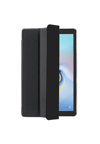 "Hama Tablet - Case mit Stiftfach, für Galaxy Tab A 10.5 »""Fold Clear"" Schwarz« kaufen"