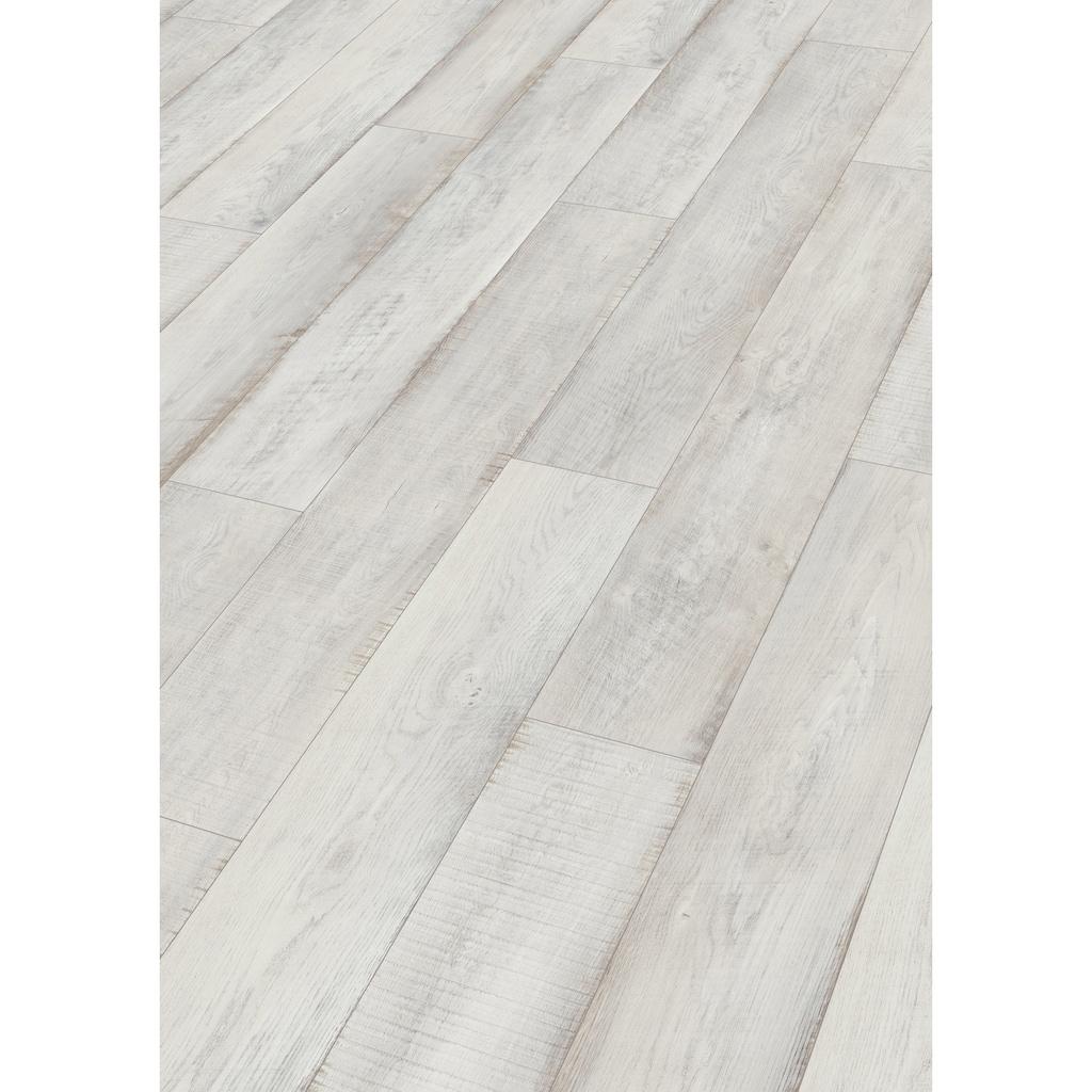 MODERNA Laminat »Impression, Storbo Eiche«, ohne Fuge, 1288 x 198 mm, Stärke: 7 mm