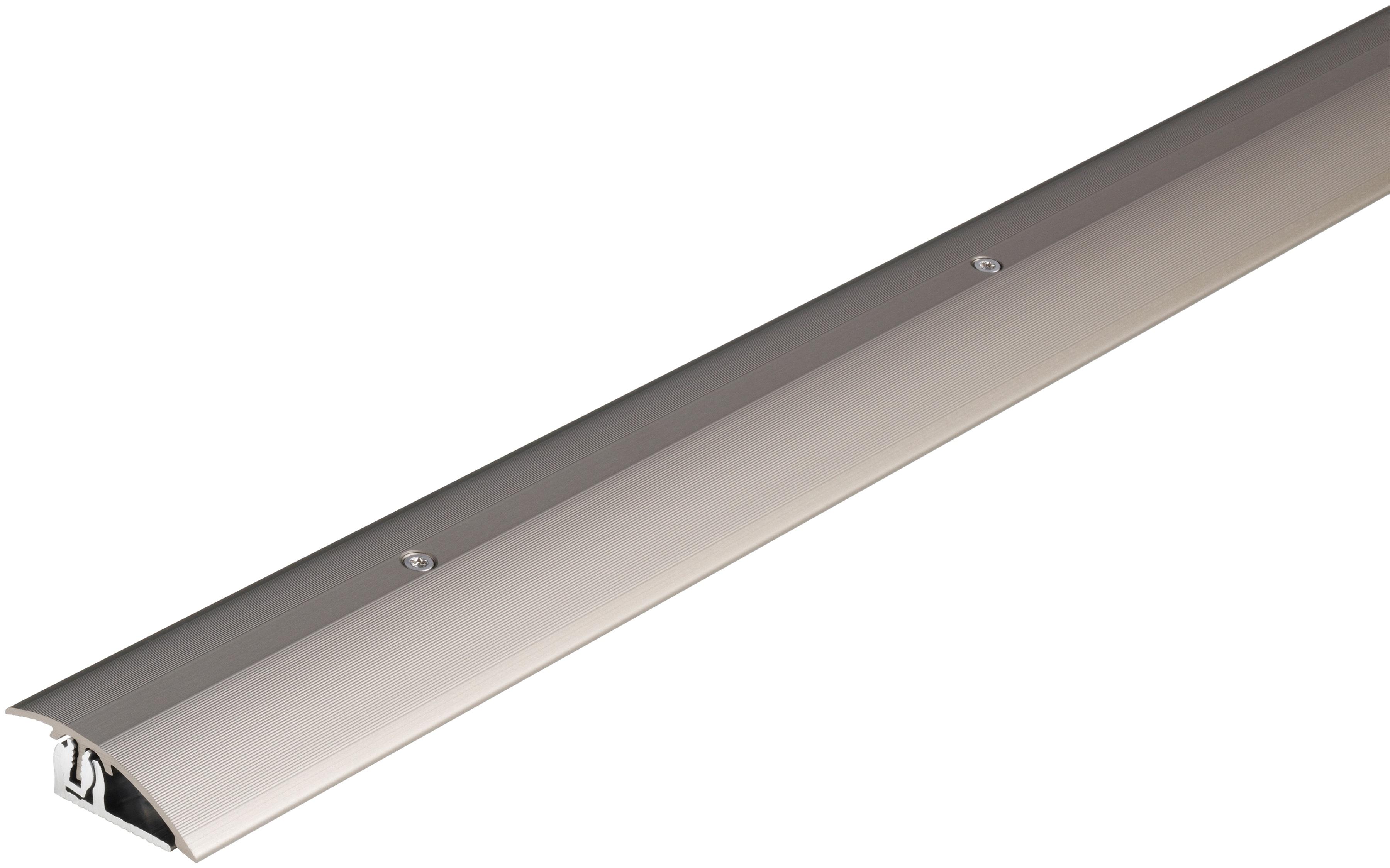 PARADOR Anpassungsprofil für Parkett   Baumarkt > Bodenbeläge > Parkett   Silberfarben   Aluminium   PARADOR