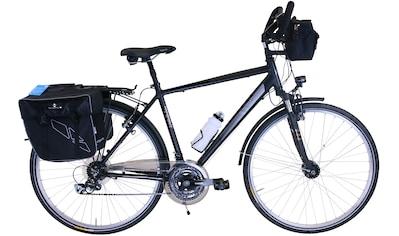 Performance Trekkingrad 21 Gang Shimano ACERA RDM360 Schaltwerk, Kettenschaltung kaufen