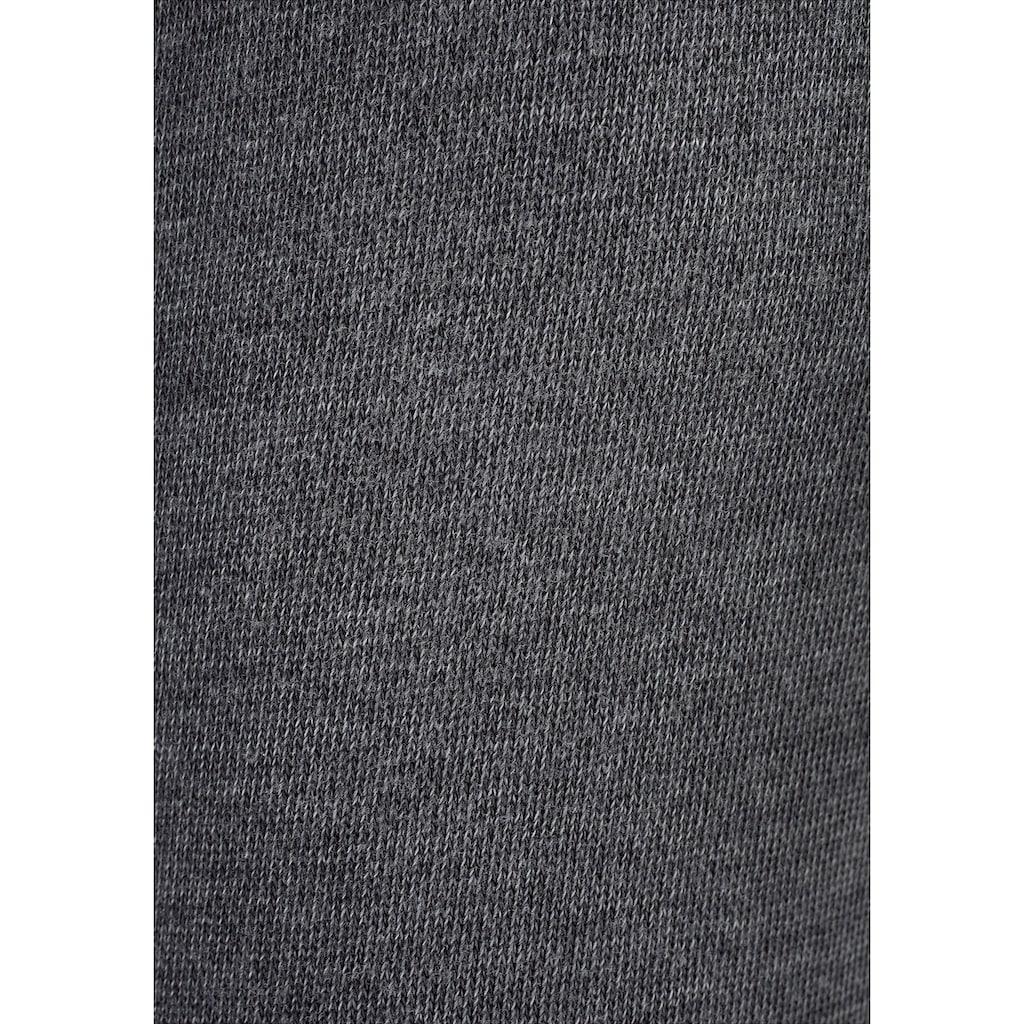 Bench. 3/4-Sweathose, mit Cargotaschen