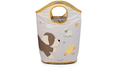 Sterntaler® Wäschekorb »Hanno, Edda Baby und Stanley« kaufen