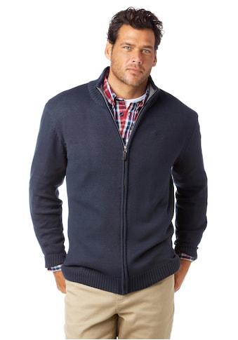 Man's World Strickjacke, aus Baumwollmischung kaufen