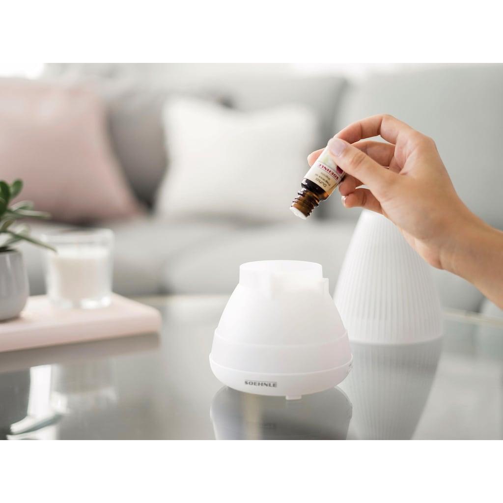Soehnle Diffuser »Aroma Diffuser Bari«, 0,8 l Wassertank, Luftbefeuchter mit Ultraschall-Duftverteilung