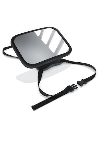 Aplic Baby Autospiegel 360° schwenkbar mit verstellbaren Trägern »Spiegeloberfläche mit 23x16cm« kaufen