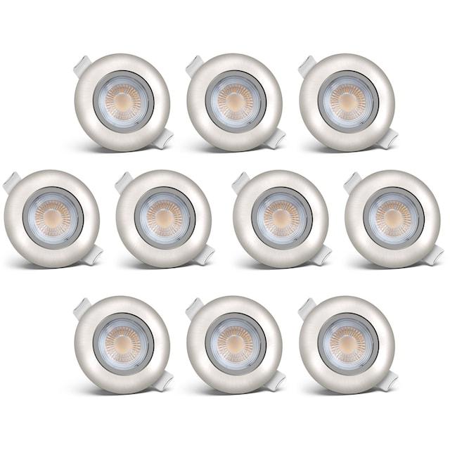 B.K.Licht,LED Einbauleuchte»Volantis«,