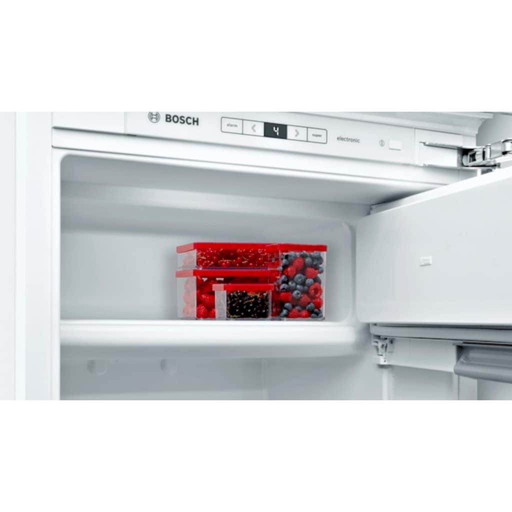 BOSCH Einbaukühlschrank »KIL52ADE0«, 6