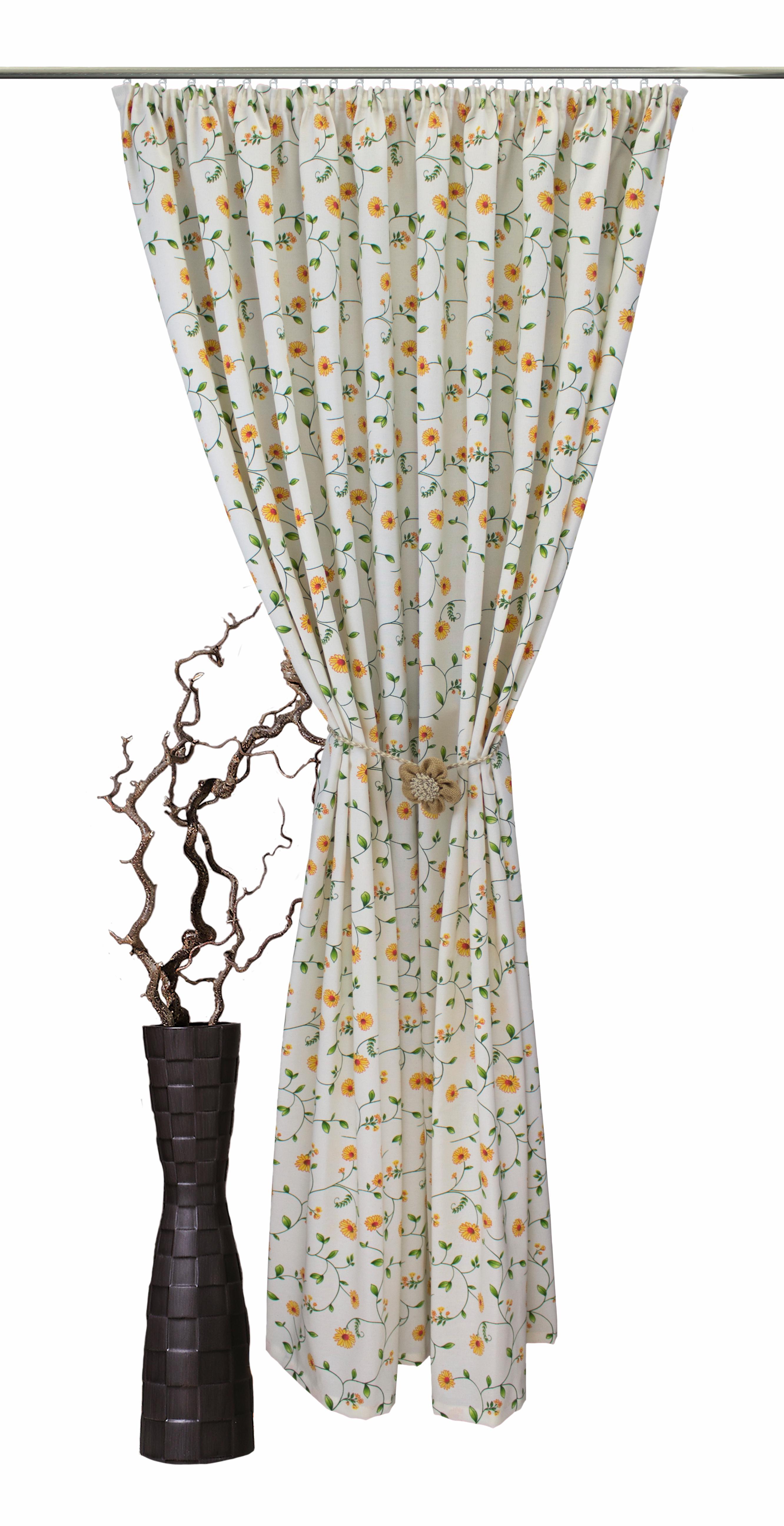 Vorhang, VHG, »Kati«, mit Kräuselband, nach Mass