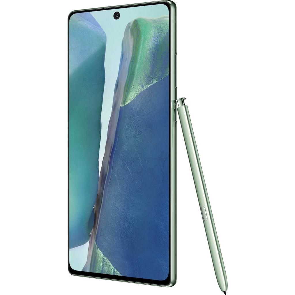 """Samsung Smartphone »Galaxy Note20«, (16,95 cm/6,7 """", 256 GB Speicherplatz, 64 MP Kamera)"""