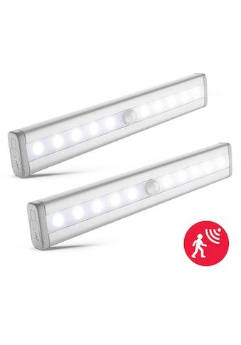 B.K.Licht LED Unterbauleuchte »Apollo«, LED-Board, 2 St., Kaltweiß, LED... kaufen