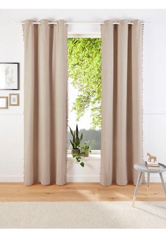 COUCH♥ Vorhang »Mit Anhang«, COUCH Lieblingsstücke kaufen