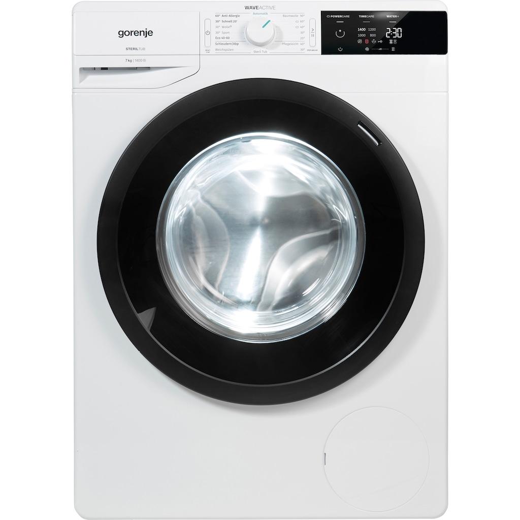 GORENJE Waschmaschine »Wave E 74S3 P«, Wave E 74S3 P