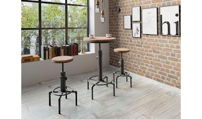 Homexperts Bargruppe »Solid« (Spar - Set, 3 - tlg) kaufen