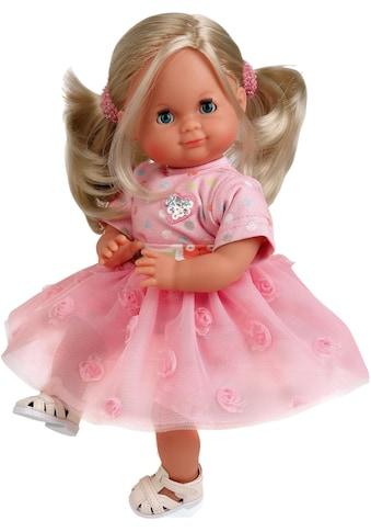 Schildkröt Manufaktur Babypuppe »Schlummerle, Prinzessin«, individuell bestickbarer Puppenbauch, Made in Germany kaufen