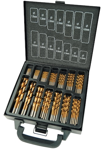 Brüder Mannesmann Werkzeuge Bohrersatz, (Set, 99 tlg.) kaufen