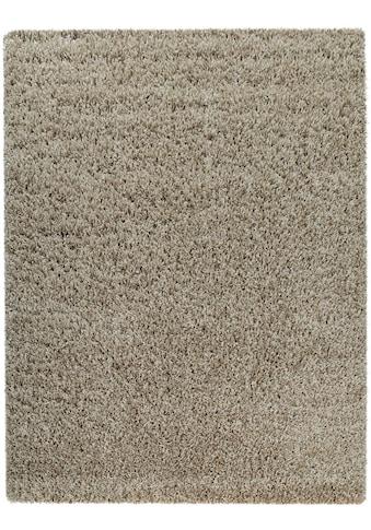 my home Hochflor-Teppich »Tripova«, rechteckig, 45 mm Höhe, Sehr weicher Flor, Wohnzimmer kaufen