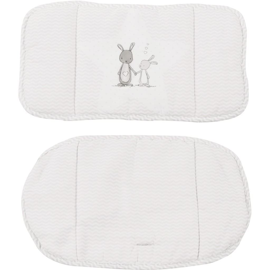 roba® Kinder-Sitzauflage »(1852V) Dekor (168) Fox und Bunny«