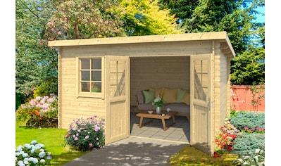 Outdoor Life Products Gartenhaus »Niendorf 1« kaufen
