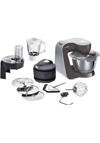 BOSCH Küchenmaschine »CreationLine Premium MUM58A20«, 1000 W, 3,9 l Schüssel kaufen