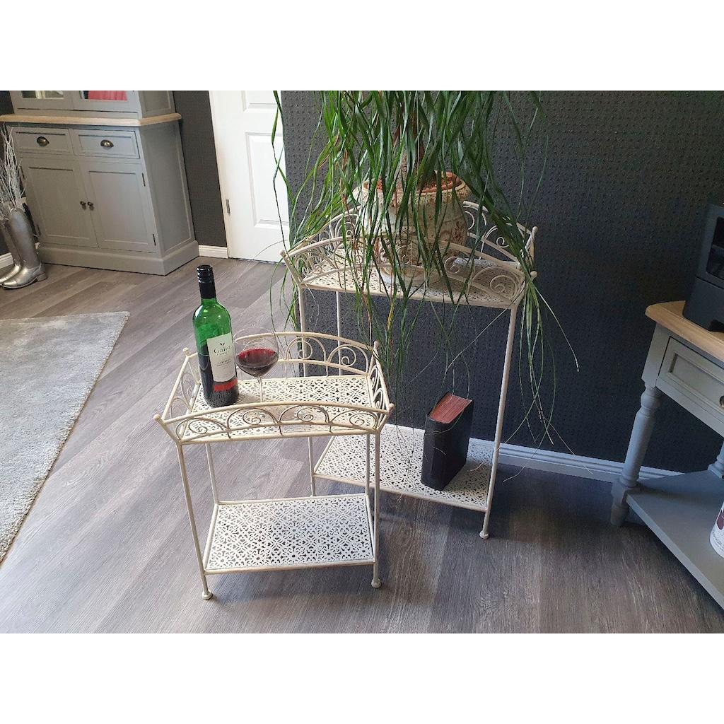 Ambiente Haus Beistelltisch, (Set, 2 St.)