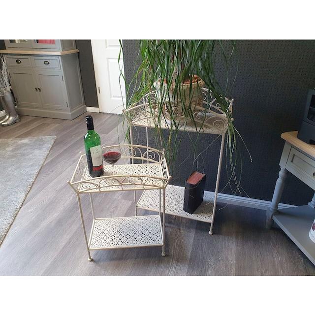 Ambiente Haus Beistelltisch (Set, 2 Stück)