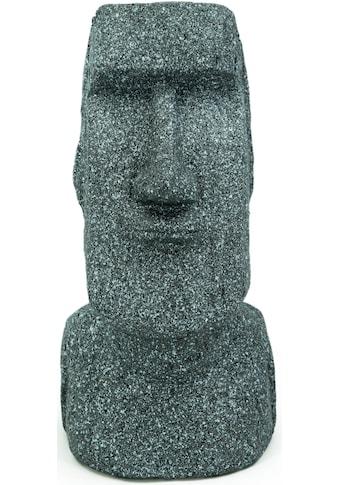 NOOR LIVING Gartenfigur »Osterinsel Skulptur Moai Kopf M« kaufen
